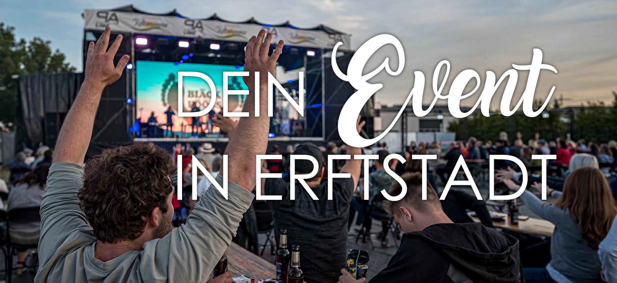 Dein Event in Erftstadt