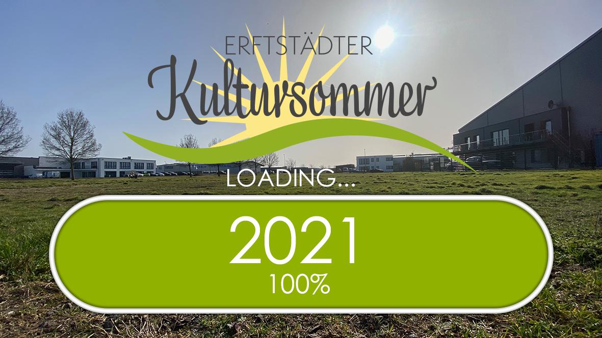Kultursommer Erftstadt 2021